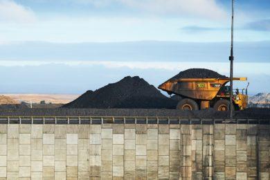 BMA Daunia met coal mine cuts truck service time