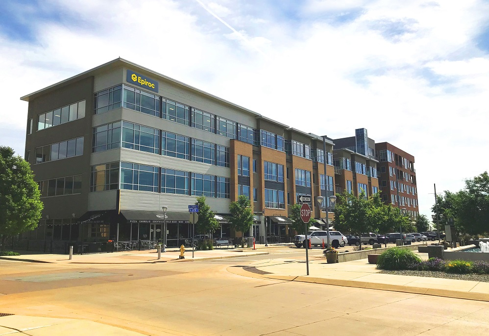 Epiroc USA Moves Headquarters To 'Denver Technology Hub