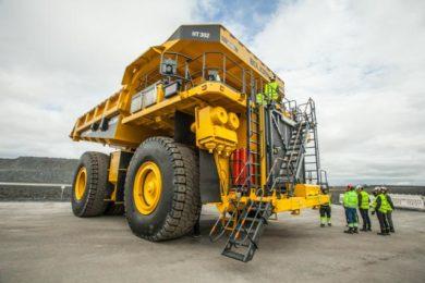 Cummins' PrevenTech Mining keeps Komatsu trucks, wheel loaders going at Boliden mines