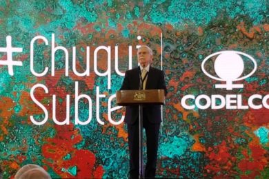 Codelco's Chuquicamata Underground mine officially opens