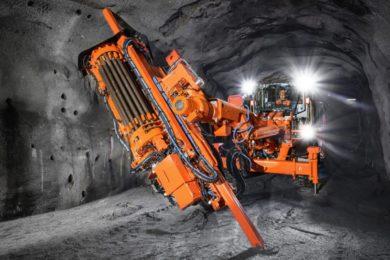 Sandvik's fully automated & digitised DL432i leads its newly