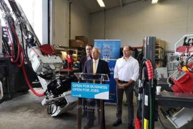 Drillco Mining, Miller Technology and Epiroc receive Ontario government funding