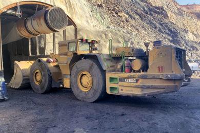 Chinova goes autonomous with RCT at Osborne mine