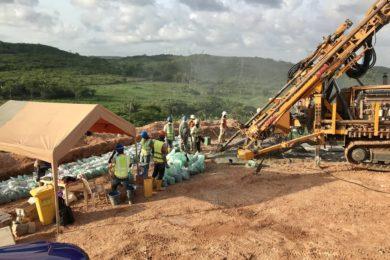 GeoDrill backs IronRidge Africa exploration plan with