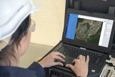 GroundProbe aggregates geotechnical data with MonitorIQ