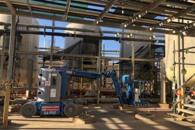 Belzona provides long-term protection at Australia uranium operation