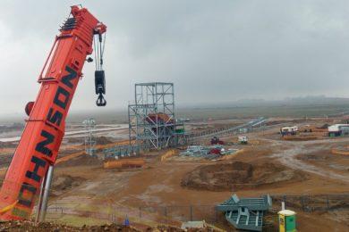 Concor Infrastructure helps Exxaro beat Belfast coal mine production goal