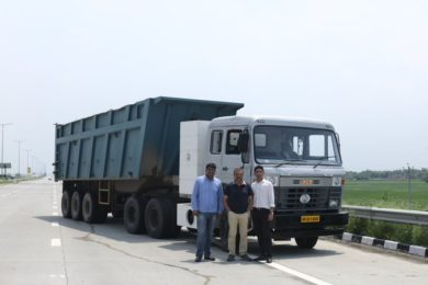 India's first all-electric, heavy-duty truck ready for 2020 launch, reports say