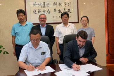3ME and KESHI sign flameproof electric motor distribution deal