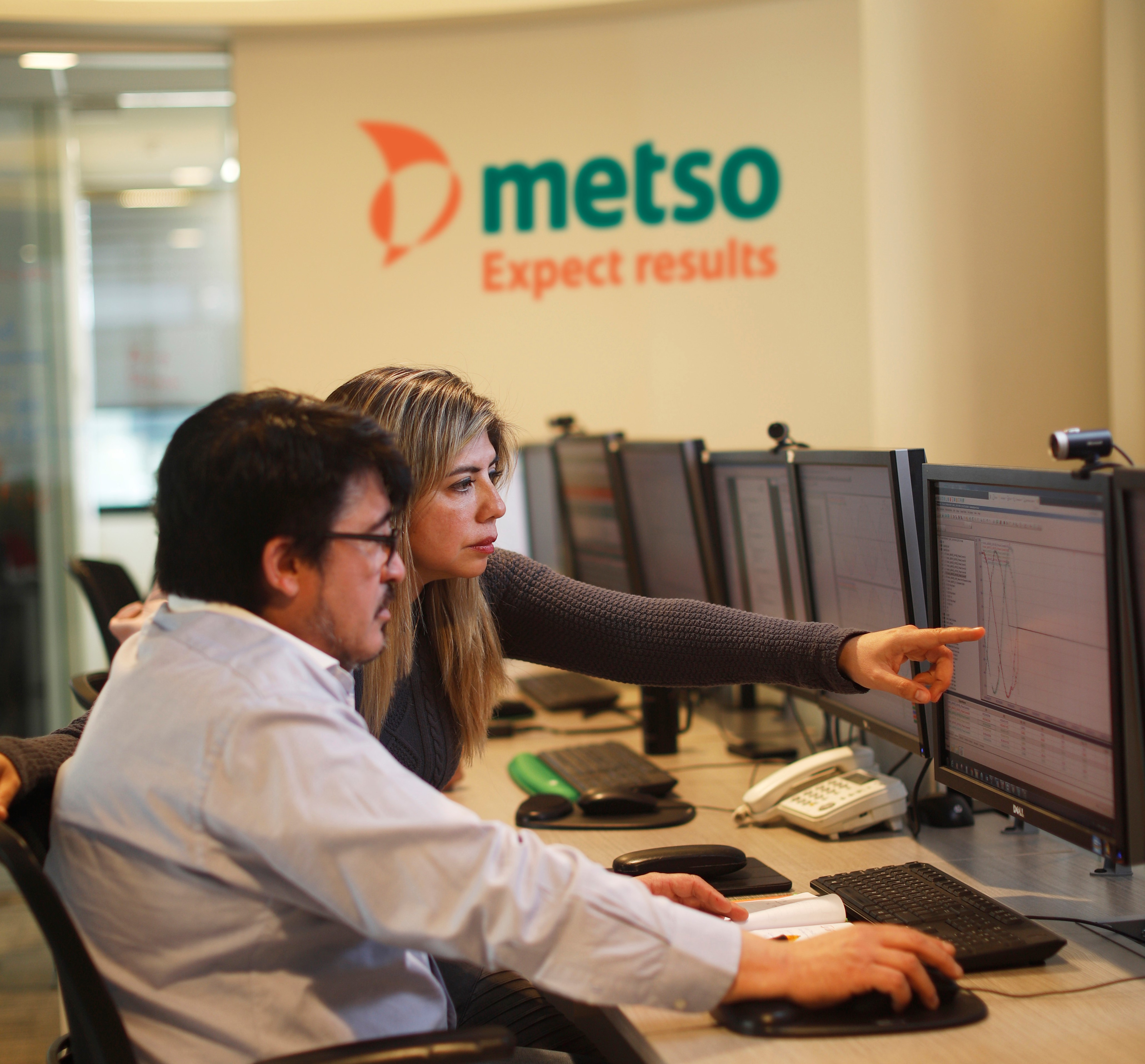 Metso accelerates investments in remote monitoring