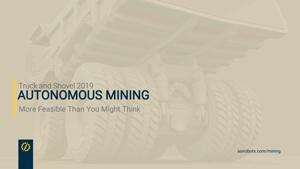 Drew Larson - ASI Mining Paper