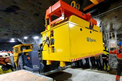 Agnico continuing to innovate at Kittilä gold mine as shaft project progresses