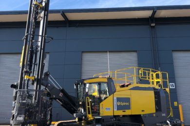 Epiroc's new SmartROC D65 generation ready to deliver in Australia