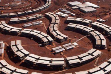 Pindan awarded A$90 million Rio Tinto operations village contract at Koodaideri