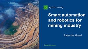 Rajendra Goyal - Zyfra Mining Paper
