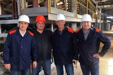 UMCC banks Mineral Technologies' MD Spiral Separators at Irshansk