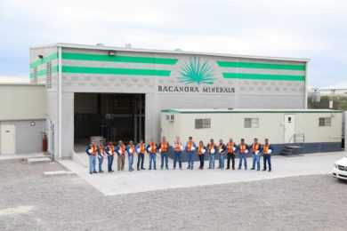 Bacanora taps Veolia Water Technologies for Sonora lithium carbonate flowsheet