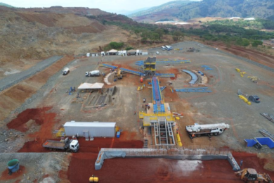 Anglo updates on Barro Alto bulk sorting project, trial about to commence