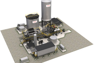 Outotec provides modular paste backfill solution