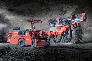 Sandvik narrows down market for new class of underground drills