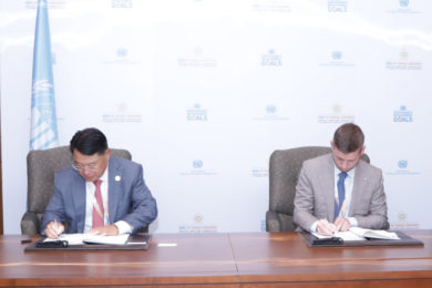 Norilsk Nickel and UNIDO on the search for environmentally-sound technologies