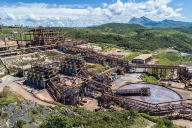 Anglo American receives Minas-Rio tailings approval