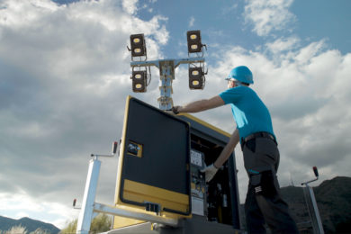 SmartMast™ light tower tech from Atlas Copco ups safety & reduces operating costs