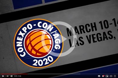 CONEXPO-CON/AGG 2020: Tickets on sale NOW!