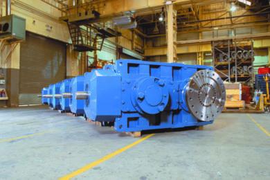 Radicon's Bloxwich on gearbox maintenance in mines