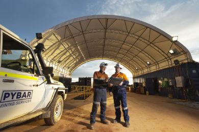 PYBAR addressing training needs in underground mining sector