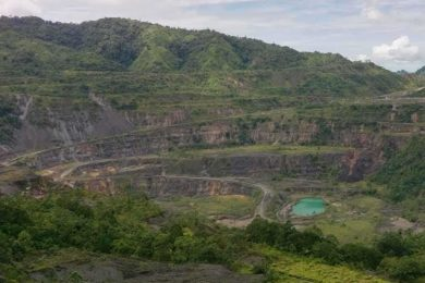 An independent Bougainville could mean Panguna's rebirth, a mine with a Grasberg scale potential