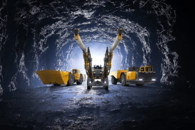 Aramine and Epiroc sign mining and tunnelling distribution deal
