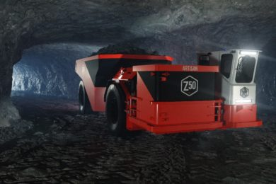 Artisan releases largest battery-powered underground truck