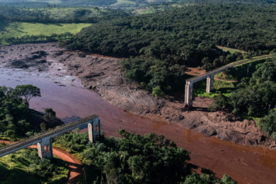 'World-first' public database of mine tailings dams launched