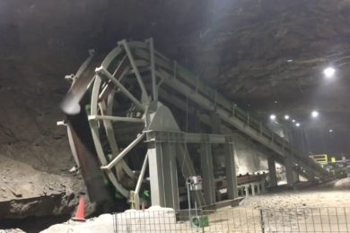 Doe Run Casteel mine in Missouri seeing major benefits from Rail-Veyor transport