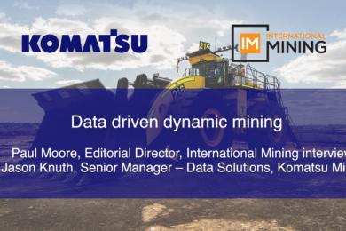 Data driven dynamic mining