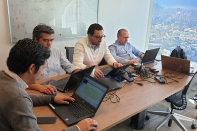 CRC ORE advances Integrated Extraction Simulator understanding in Chile