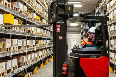 Metso looks at centralising warehouse operations in Europe