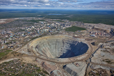 Alrosa starts underground drilling at Mir to explore its deep mining future after suspension in 2017