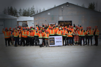 Osisko completes Major milestone at Windfall gold project