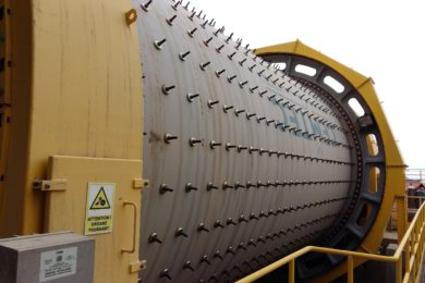 Multotec liners scrub up nicely for Morocco phosphate mine
