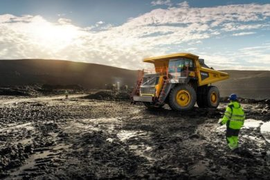 Volvo CE R100E rigid haul truck set for Q4 North America launch