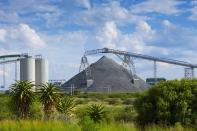 Coarse Particle Rejection trial plant set for Anglo's Mogalakwena North platinum concentrator