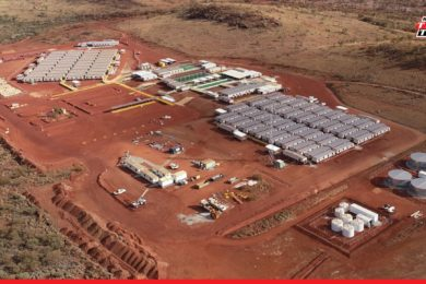REMA TIP TOP to splice things up at Rio Tinto's West Angelas