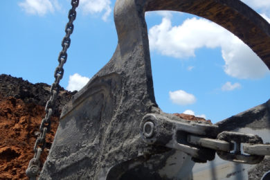 Caterpillar improves fill speed and weight of dragline buckets