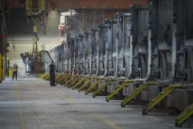 Rio Tinto's ACF aluminium technology goes commercial