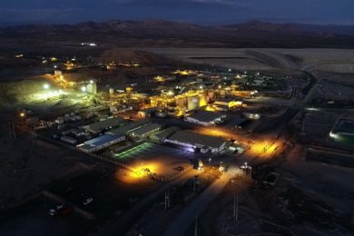 GoldSpot AI technology helps boosts exploration targeting at El Penon gold mine