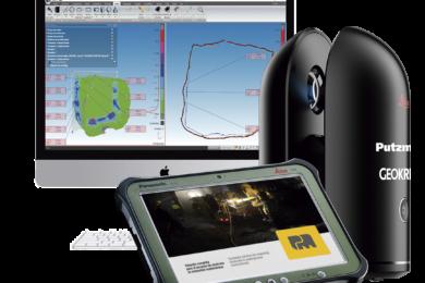Putzmeister Underground introduces Geokret 2.0 smart shotcrete solution