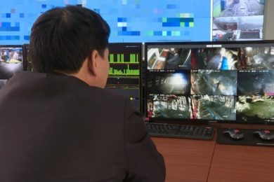 Jiangzhuang Coal Mine implements intelligent video surveillance system from Hikvision