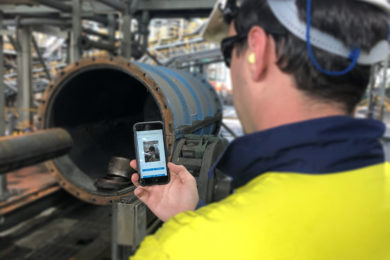 IsaMill operators get performance and maintenance optimised with IMIS app